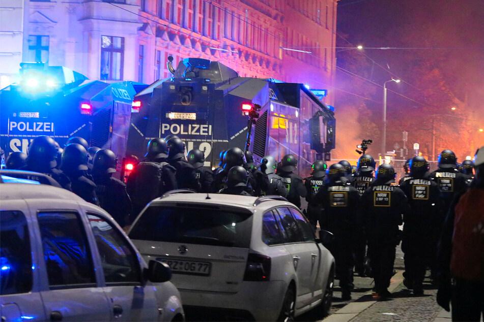 """Leipzig: Friedliche LinX-Demo in Leipzig? Eskalation wäre """"kontraproduktiv für die Szene"""""""