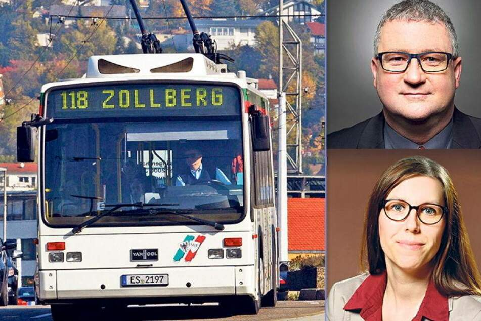 Fahren in Zwickau bald wieder O-Busse?