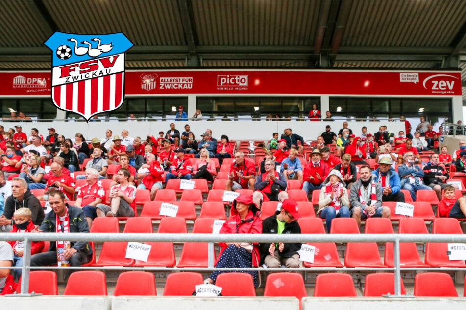FSV Zwickau: Teamvorstellung lockt die Zuschauer ins Stadion!