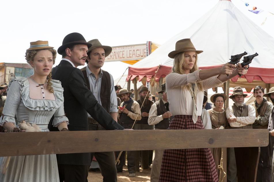 """Die Western-Komödie """"A Million Ways To Die In The West"""" von Family-Guy Erfinder Seth McFarlane sorgt für leichte Unterhaltung."""