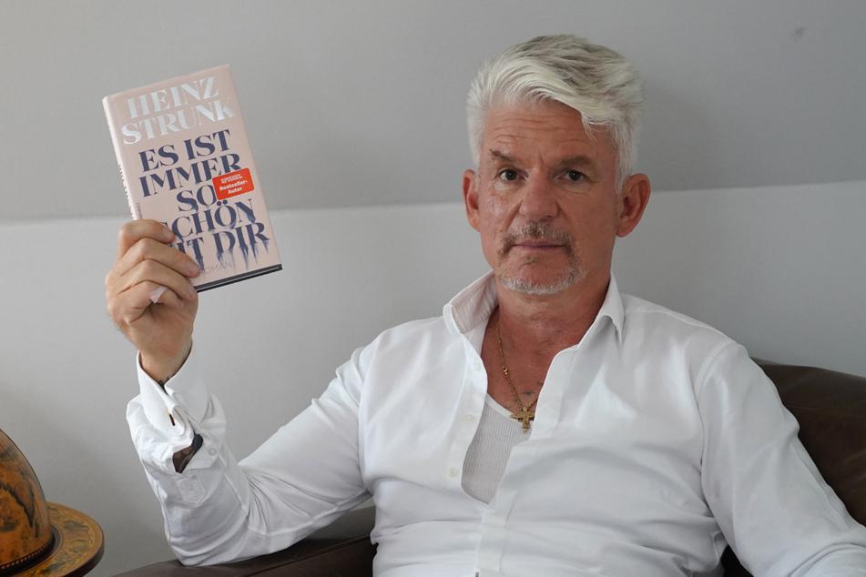 Der neue Roman von Autor Heinz Strunk (59) ist eine düstere Liebesgeschichte.