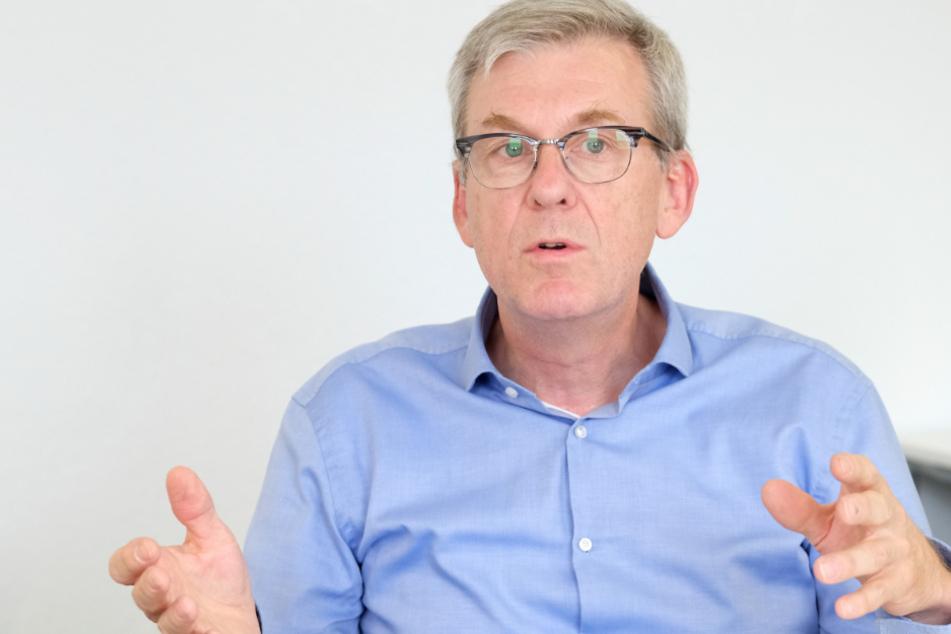 Ralf Michelfelder ist der Präsident des Landeskriminalamtes Baden-Württemberg.