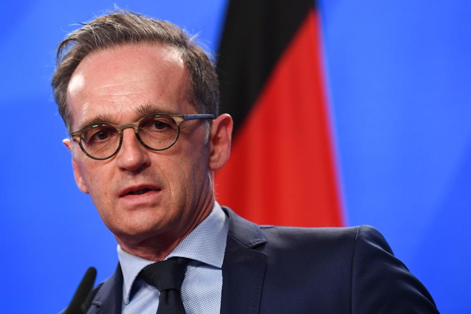 Heiko Maas (54, SPD), Außenminister von Deutschland.
