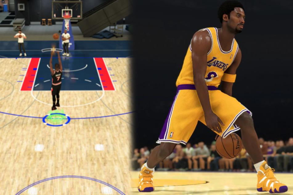 """""""NBA 2K21"""" im Test: Endlich ist das Werfen wieder herausfordernd!"""