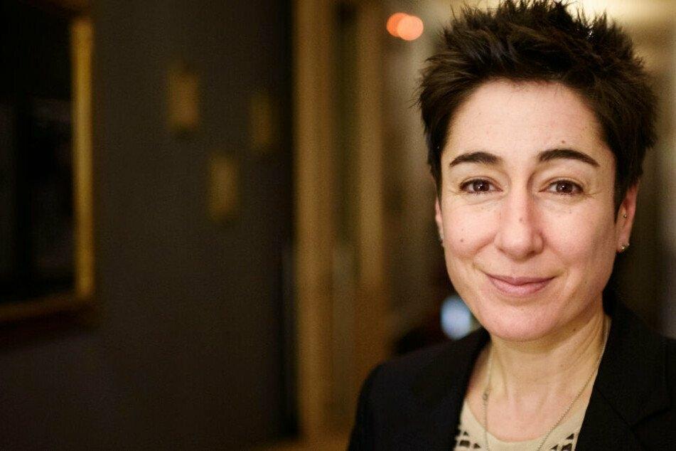 """Dunja Hayali (46) erhielt im Januar den """"Toleranz-Preis der Evangelischen Akademie Tutzing"""" in der Kategorie """"Zivilcourage""""."""