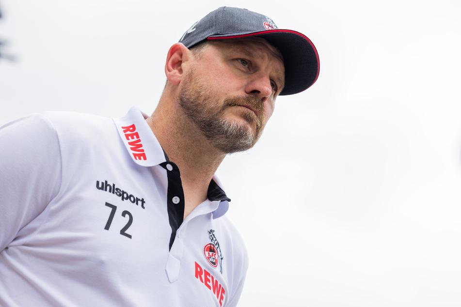 Steffen Baumgart (49), Trainer des 1. FC Köln.