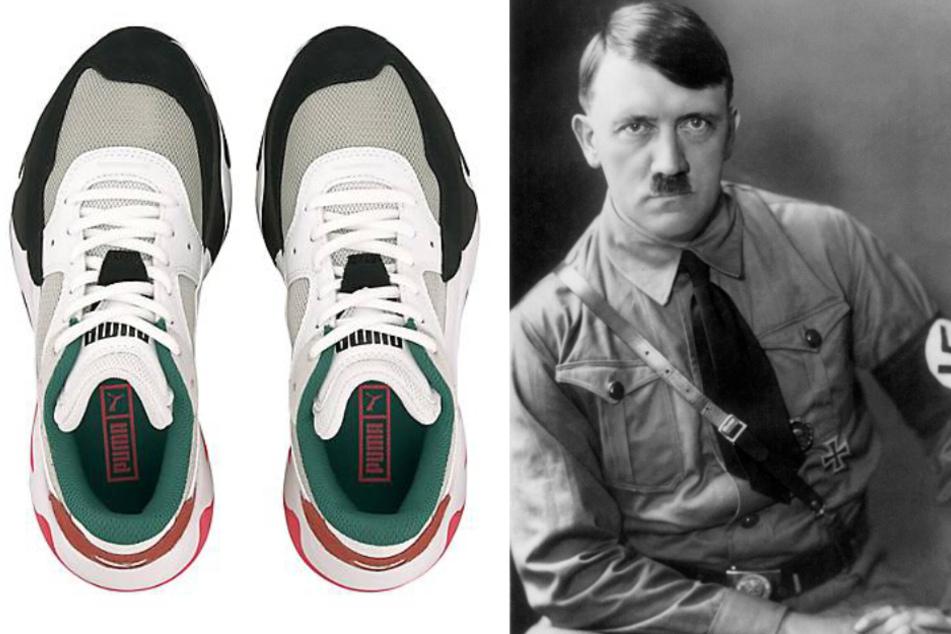 Aufregung um Puma Schuhe: Sehen diese Sneaker aus wie Adolf