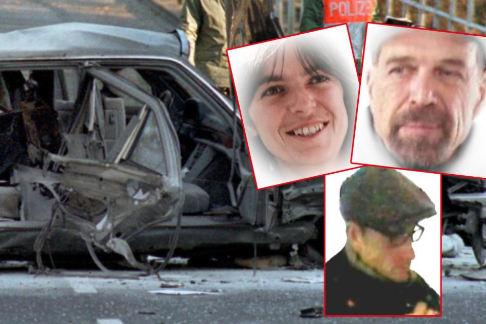 Morde und Überfälle: Nach Ex-RAF-Trio wird jetzt europaweit gefahndet