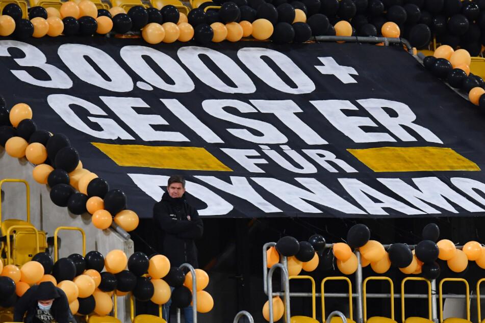 Die Geister-Ticket-Aktion zum Pokal-Spiel im Dezember gegen Darmstadt erfuhr riesige Resonanz, 72.112 Karten wurden verkauft.