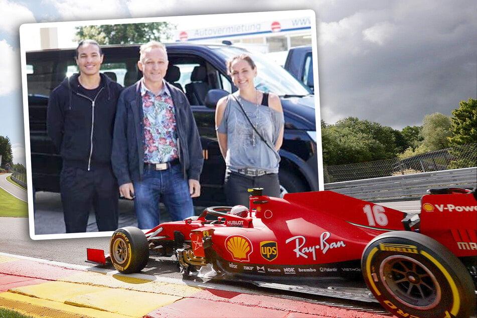 Formel 1 ohne Corona-Fälle: Diese Dresdner machen es möglich