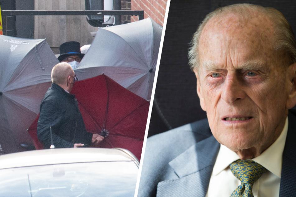 Weiterhin große Sorge um Prinz Philip: Verlegung in ein anderes Krankenhaus