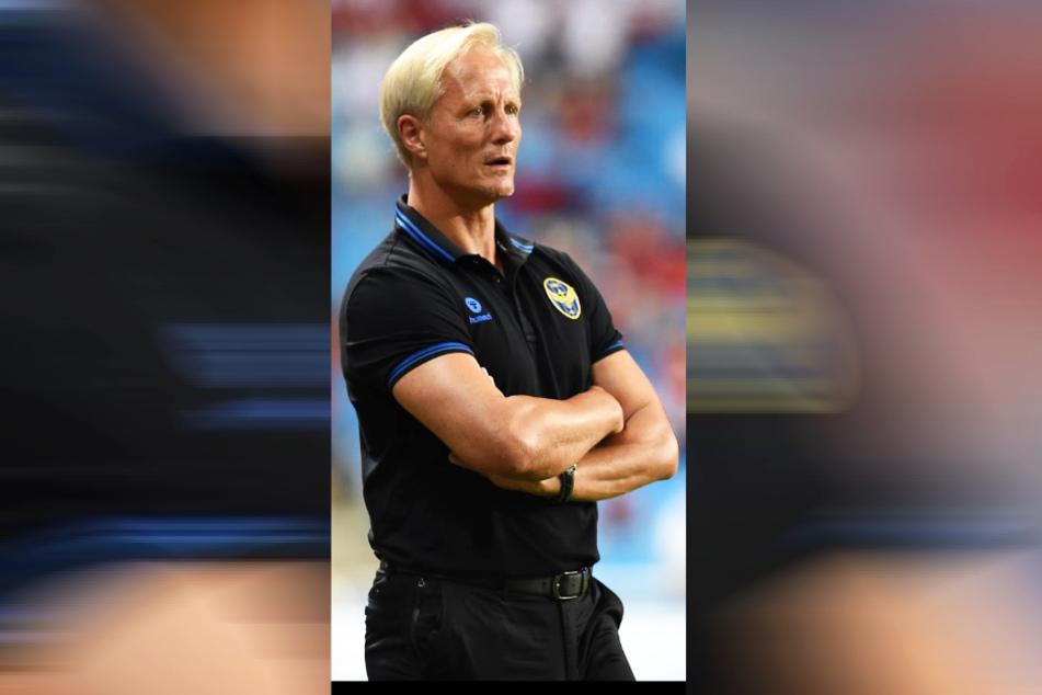 Jörn Andersen trainierte zuletzt Incheon United FC in Südkorea.