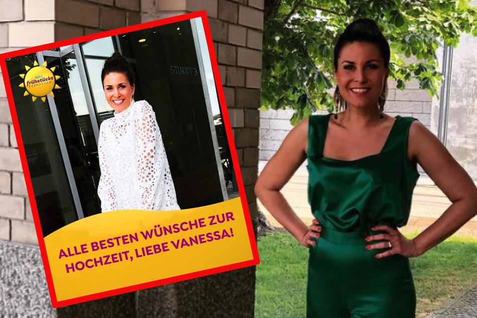 """Promi-Expertin Vanessa Blumhagen hat """"Ja"""" gesagt!"""