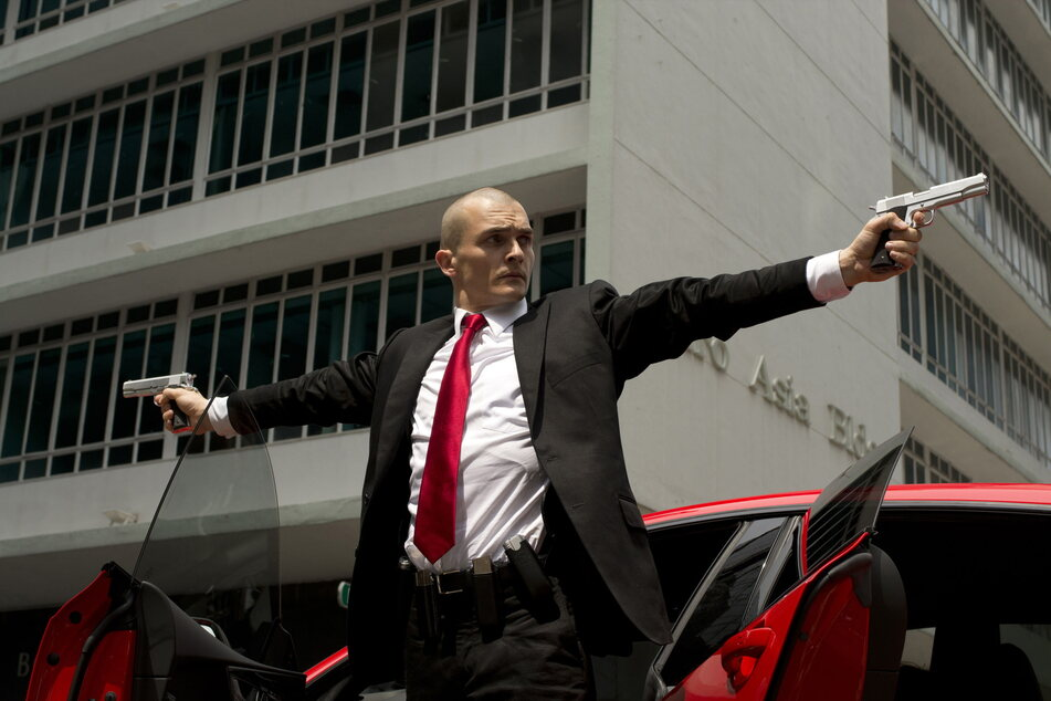 Hitman: Agent 47.