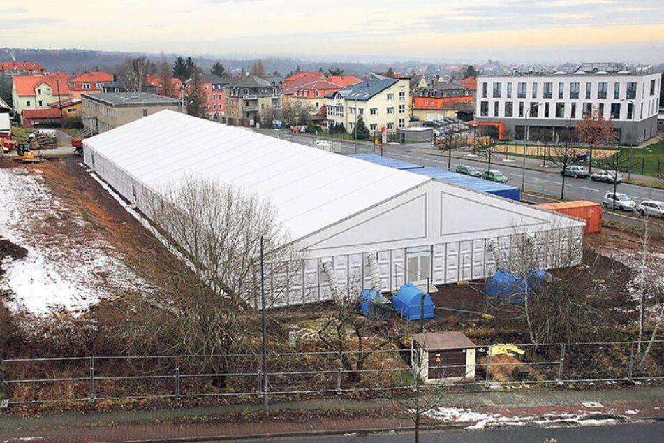 Sachsen schafft neue Asylplätze