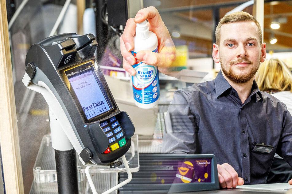 Coronavirus: Arbeit im Einzelhandel ist gerade kein Zuckerschlecken