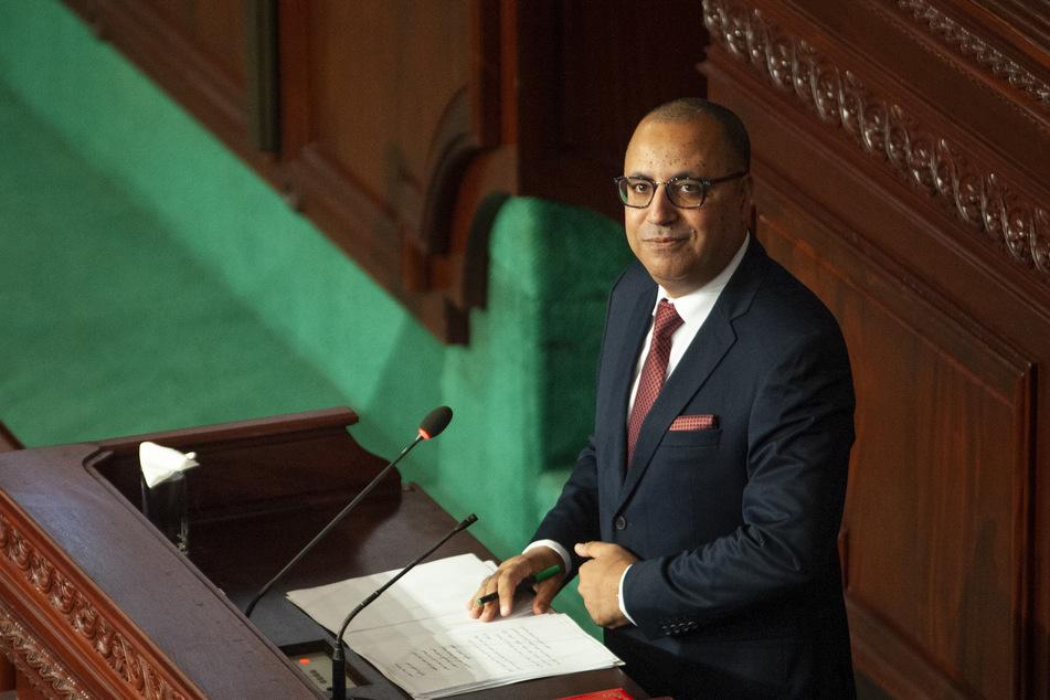Premierminister Hichem Mechichi (47) wurde vom Präsidenten Tunesiens abgesetzt. (Archivbild)