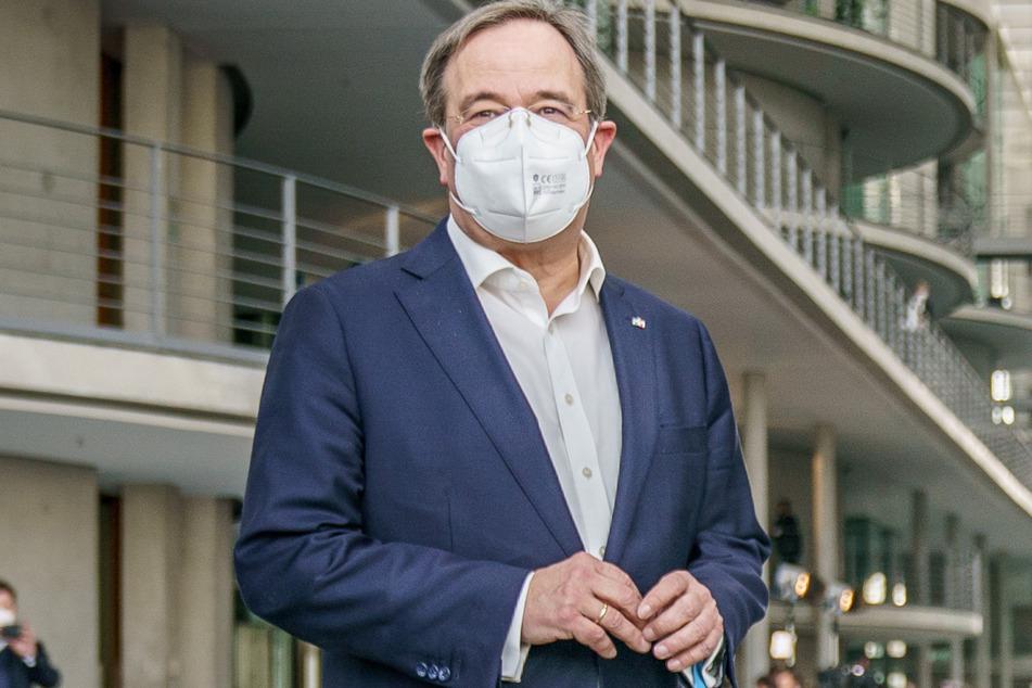 Der CDU-Vorsitzende Armin Laschet (60).