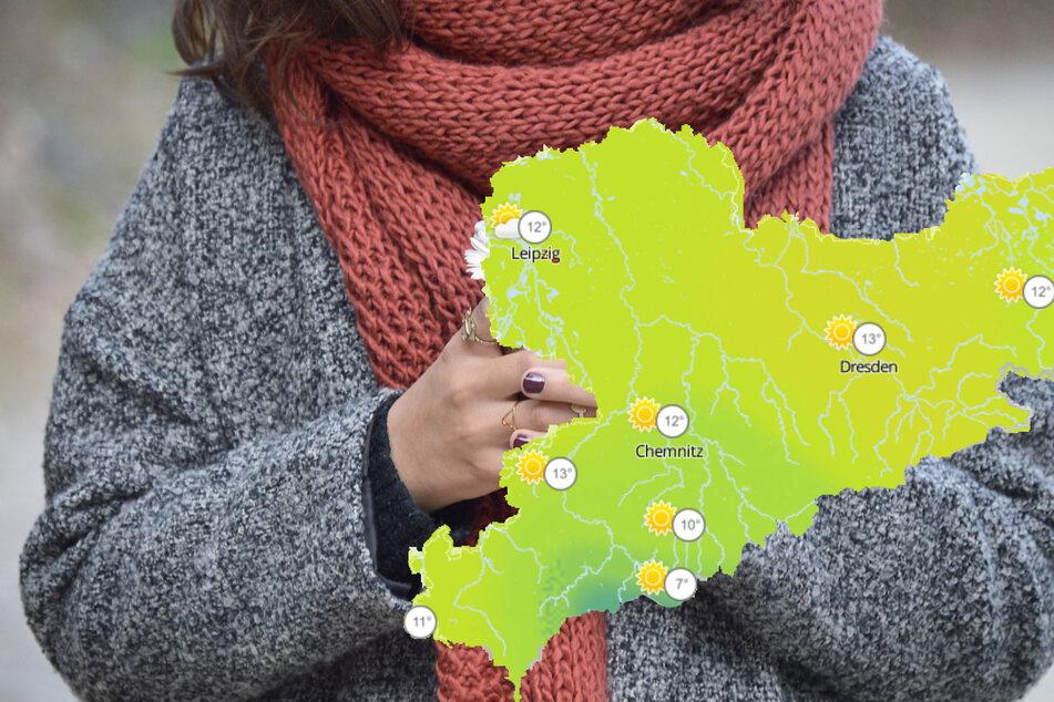 Bye Bye, Sonne! Eisheilige bringen Kälte und Schauer nach Sachsen