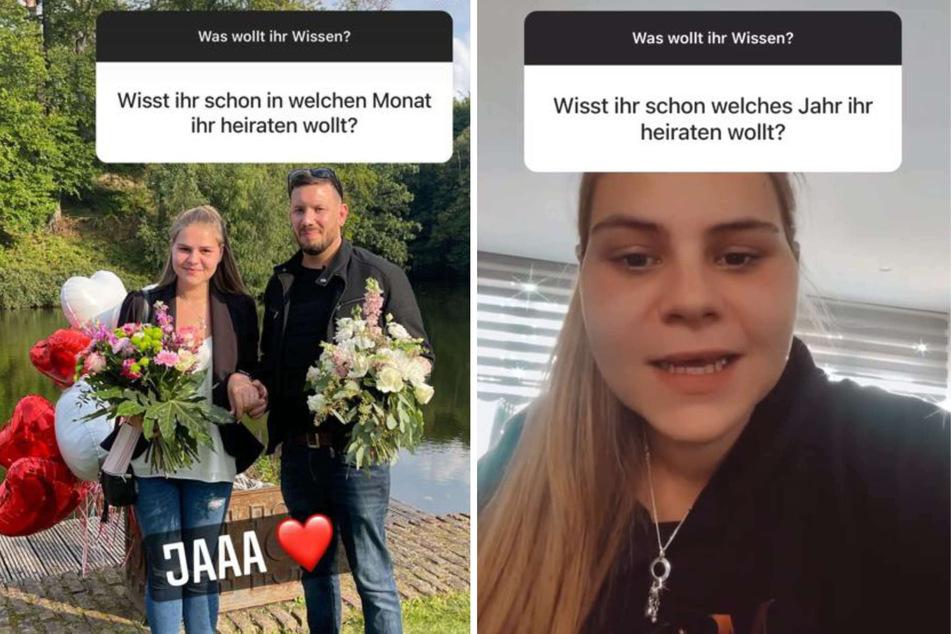 Sylvana Wollny (29) verriet ihren Instagram-Fans in einer Fragerunde, dass sie schon einen Hochzeitstermin festgelegt hat.