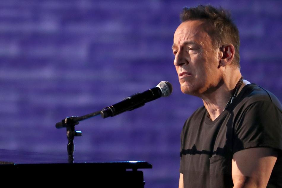 US-Rockstar Bruce Springsteen (70). (Archivbild)