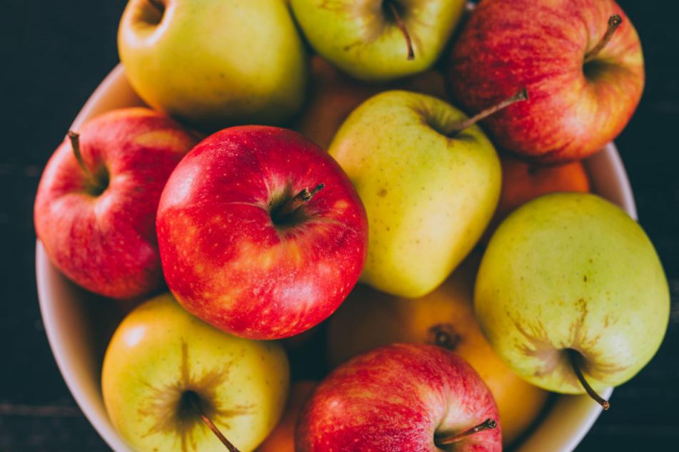 Hier geht's mal nicht um die Wurst, sondern um die Äpfel (Symbolbild).