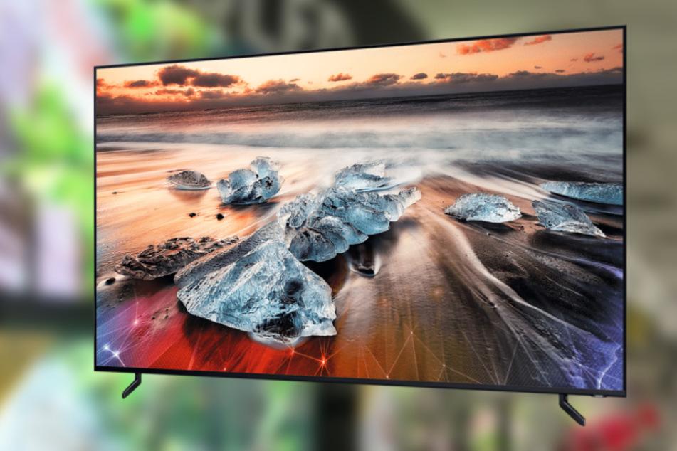 Diesen gigantischen Fernseher gibt's bei MEDIMAX zum Hammerpreis