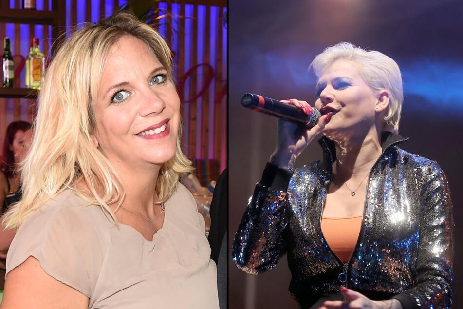 """Daniela Büchner (43, l.) und Melanie Müller (33) sollen an der neuen Staffel """"Promi Big Brother"""" teilnehmen. (Fotomontage)"""