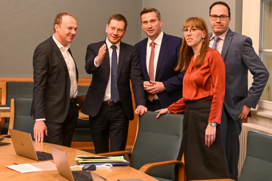 Wunschzettel an die Landesregierung: Was erhoffen sich Sachsens Verbände?