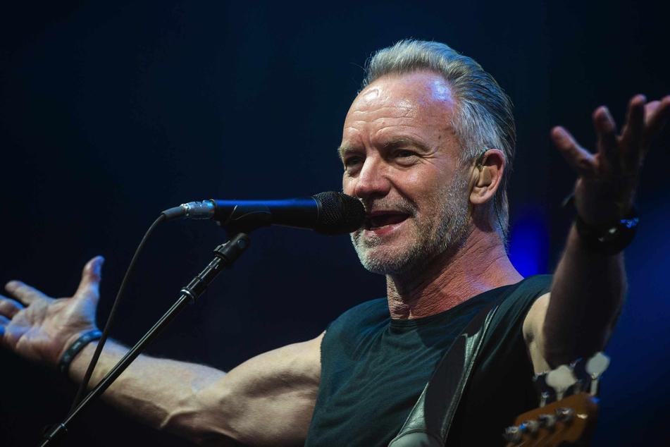 Der britische Sänger Sting (69) eröffnet das Reeperbahnfestival. (Archivbild)