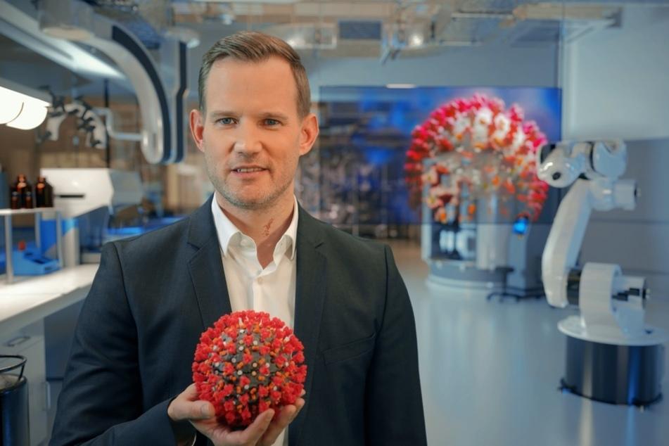 Seit dem Beginn der Corona-Pandemie in Deutschland ist der Wissenschaftler Hendrik Streeck (43) dem gefährlichen Virus auf der Spur.