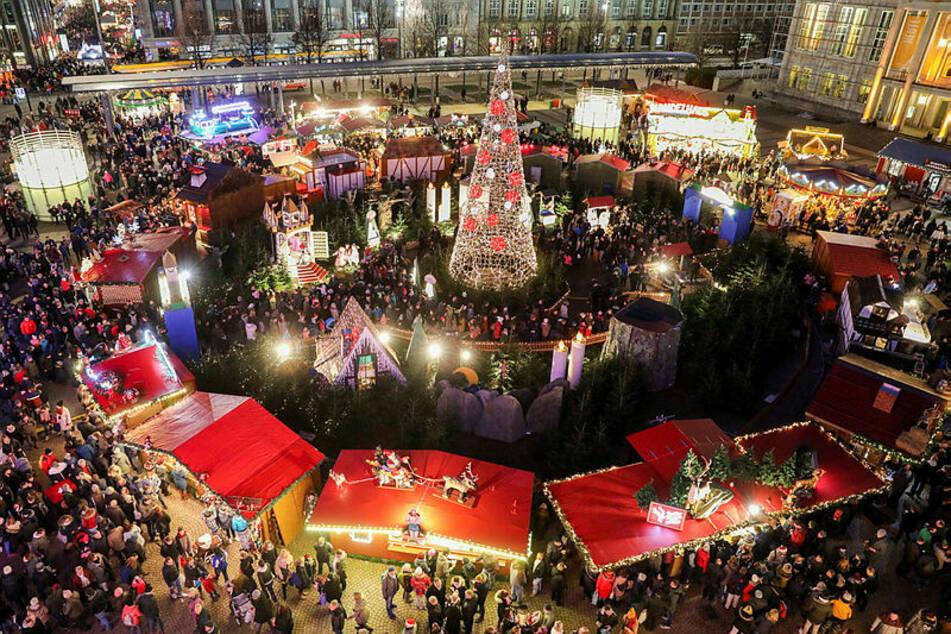 Leipzig: Freudige Neuigkeiten: Leipziger Weihnachtsmarkt wird 2021 wieder stattfinden!