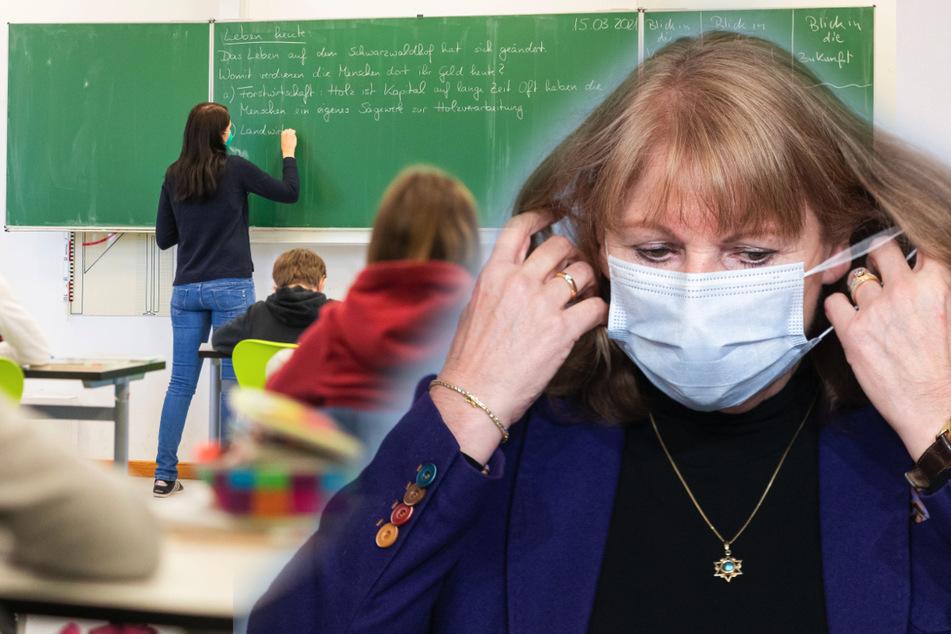 Corona-Impfungen in Sachsen: Anmeldung ab Freitag für alle Lehrer möglich