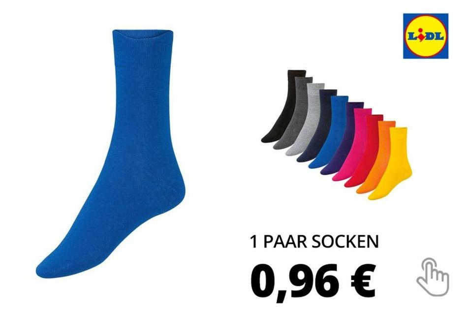 1 Paar Socken