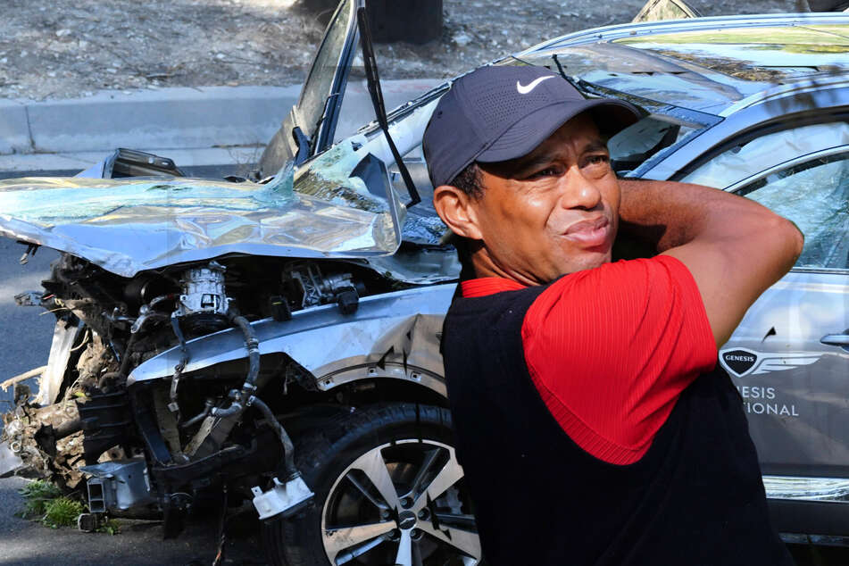 Investigators reveal Tiger Woods' driving speed at the time of his car crash