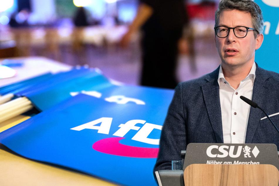 """""""Superspreader von geistigem Schmutz"""": CSU-Mann schießt gegen die AfD"""
