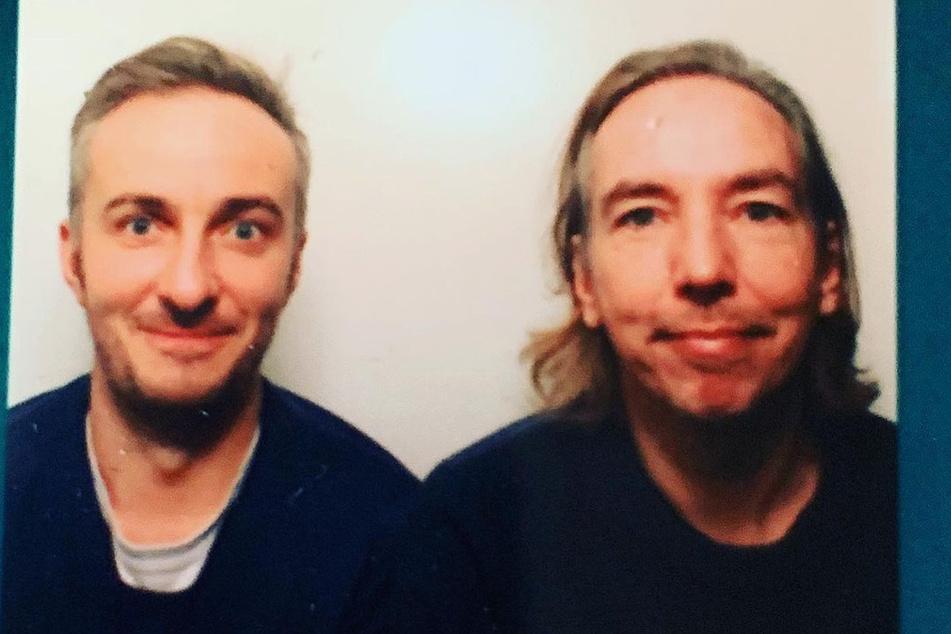 Jan Böhmermann (40, l.) und Olli Schulz (47).
