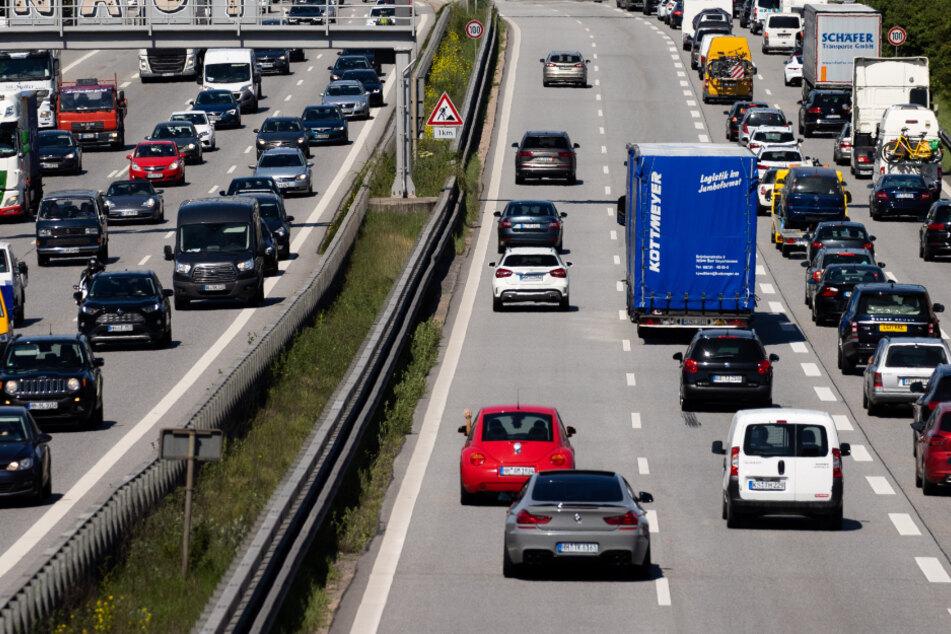 Staugefahr wegen A1-Vollsperrung: 45 Stunden gelten Umleitungen im Hamburger Osten