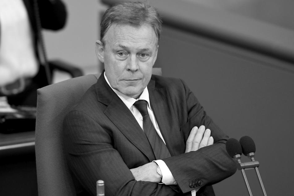 Bundestagsvizepräsident Thomas Oppermann (SPD) ist mit 66 Jahren gestorben.