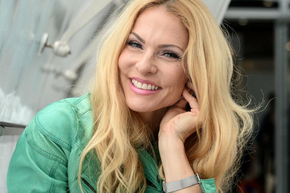 Sonya Kraus (47) steht zu ihrem Schuh-Tick.