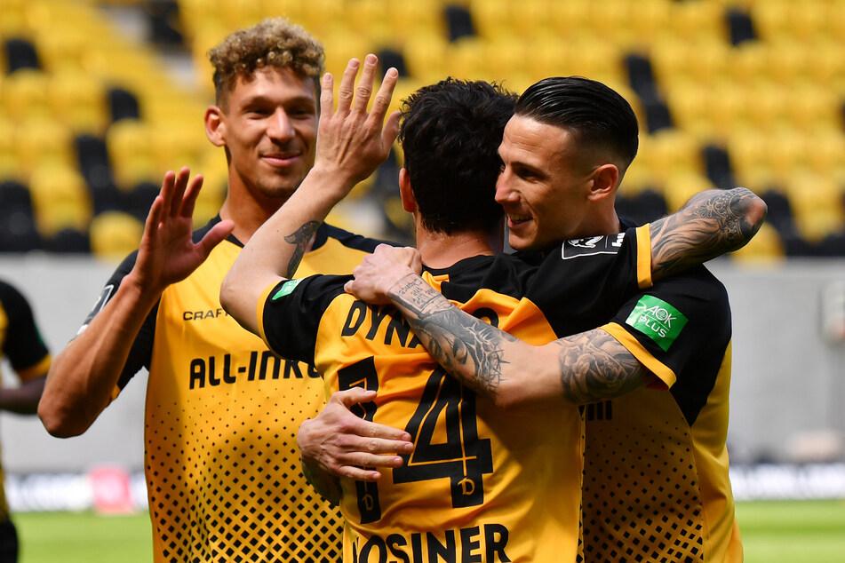 Dynamo Dresden darf sich auf eine packende Partie bei Lok Leipzig einstellen. Der Viertligist wird sich sicherlich nicht kampflos ergeben.
