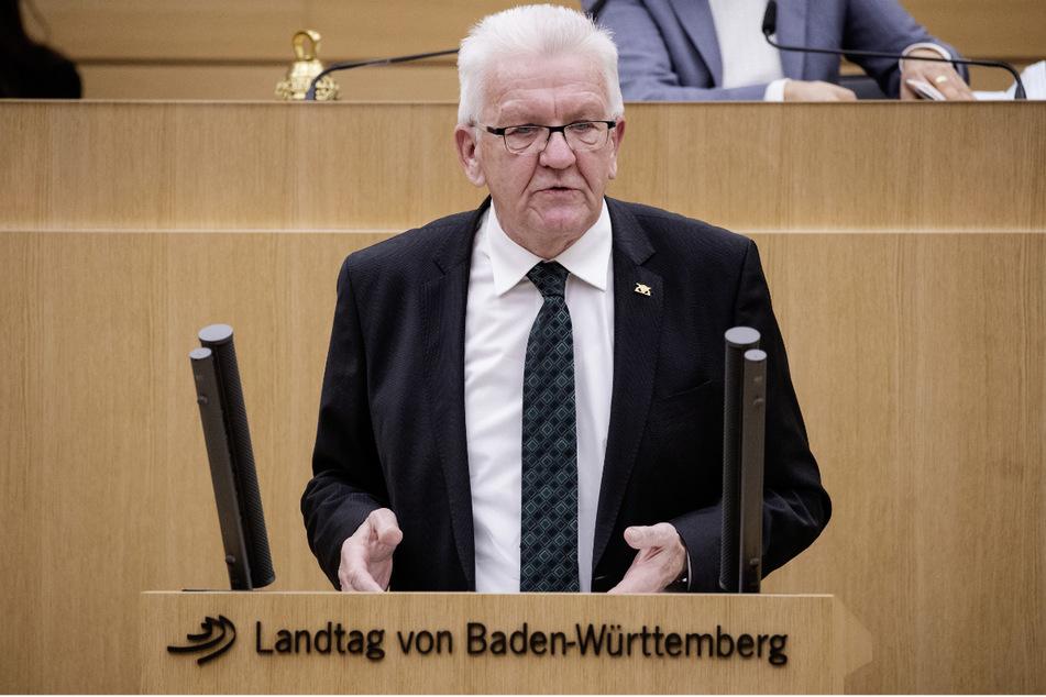 Ministerpräsident Kretschmann wiedergewählt