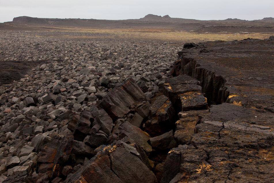 """""""Die Erde wackelt immer noch"""": Heftiges Erdbeben auf Island"""