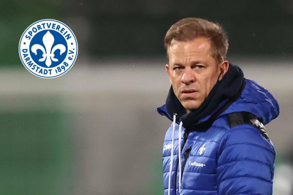 """Angeschlagener Boxer"": Lilien-Coach Markus Anfang warnt vor dezimierten Würzburgern"