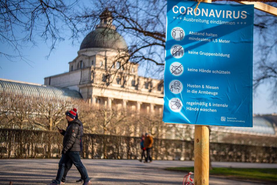 Wer zu eng sitzt, muss zahlen: Das kosten Verstöße gegen die Corona-Auflagen in München