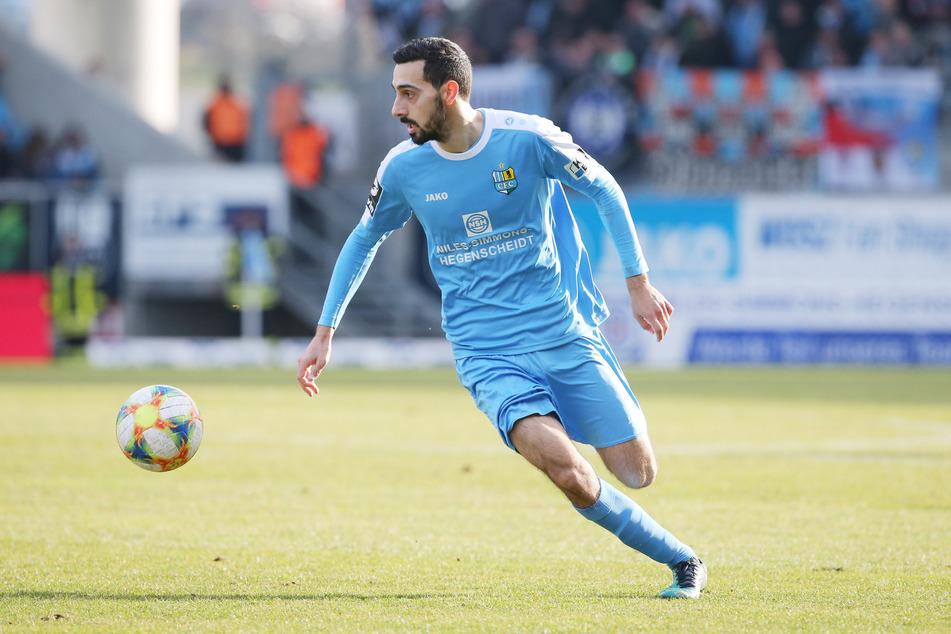 CFC-Spieler Rafael Garcia war bereits im vergangen Jahr Vorlagengeber beim CFC.