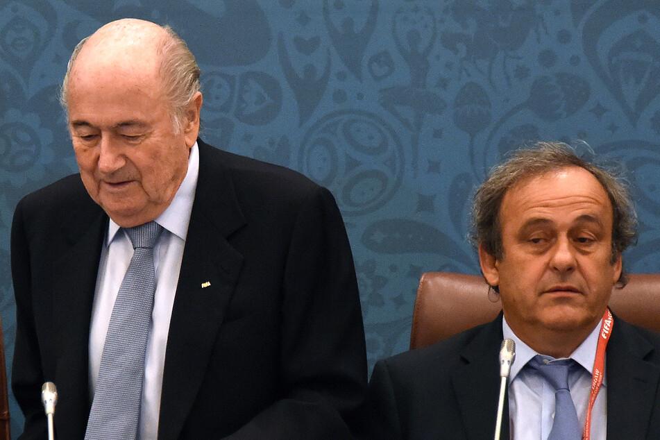 Ermittlungen gegen Blatter und Platini ausgeweitet