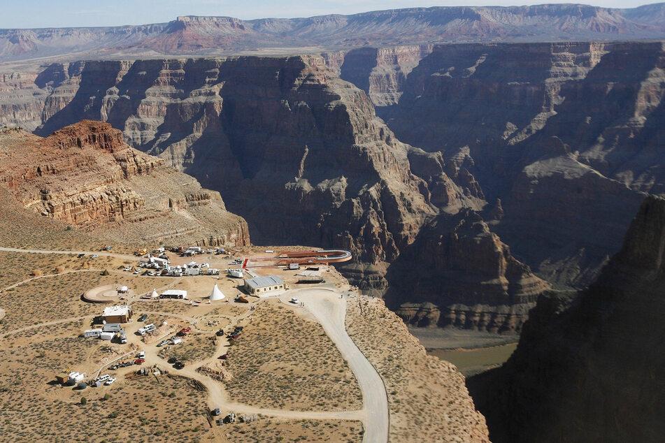 Der Grand Canyon wird jetzt erst mal einige Zeit nicht mehr besucht werden können.
