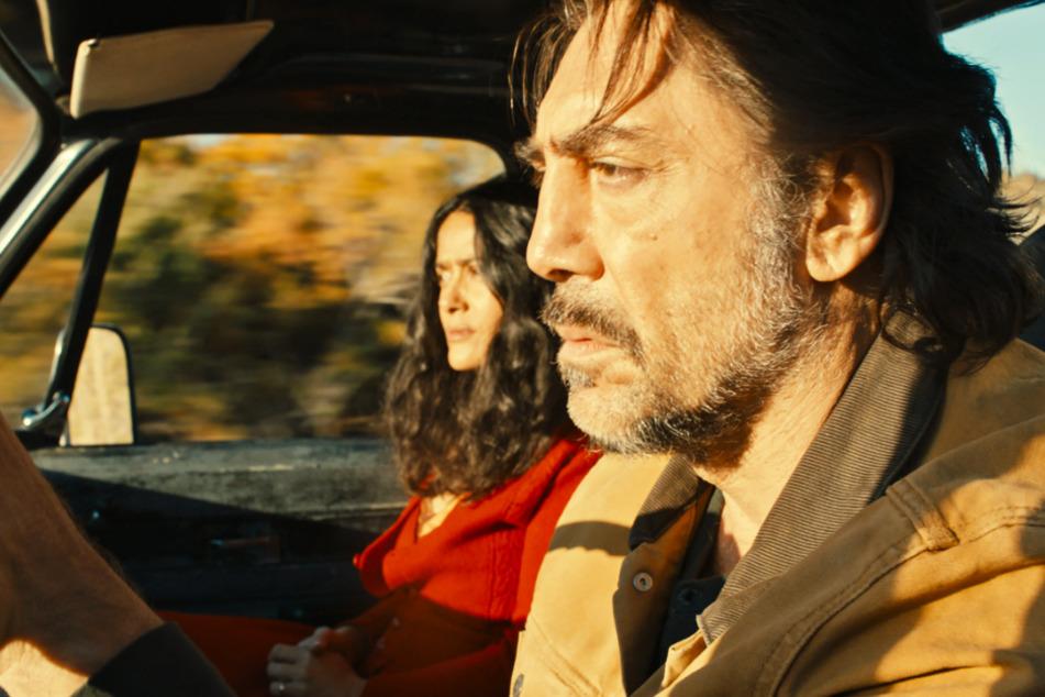 Die Wege von Leo (Javier Bardem) und seiner damaligen Freundin Dolores (Salma Hayek) sollten sich später trennen.