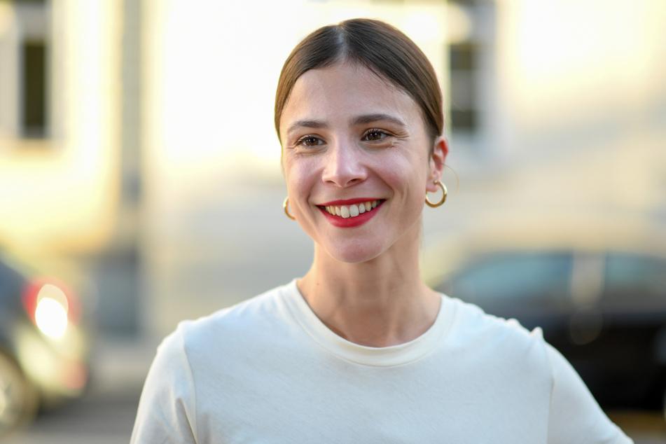 Schauspielerin Aylin Tezel 2019 beim Filmfest München.